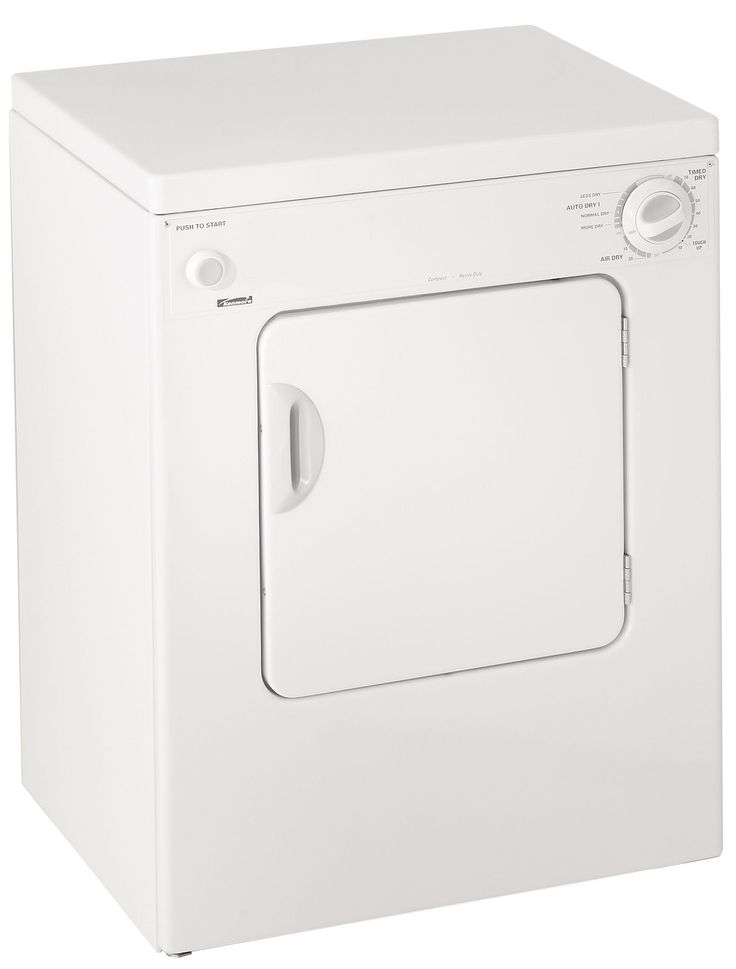 35 best portable electric dryer images on pinterest electric kenmore 34 cu ft electric dryer compact convenience fandeluxe Choice Image