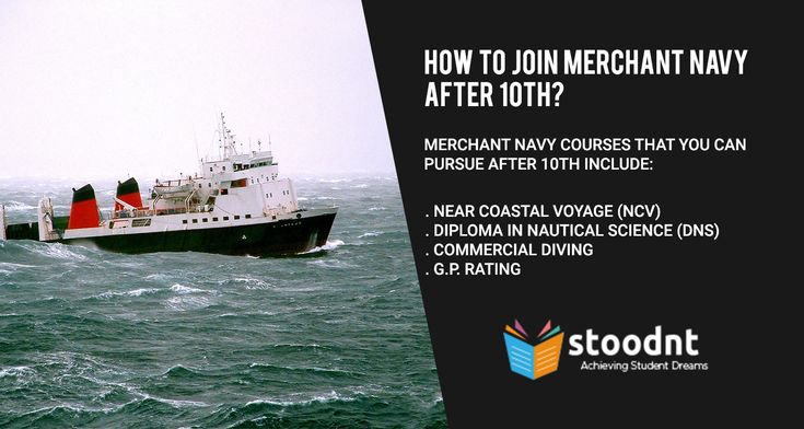 How to join the Merchant Navy in India? |