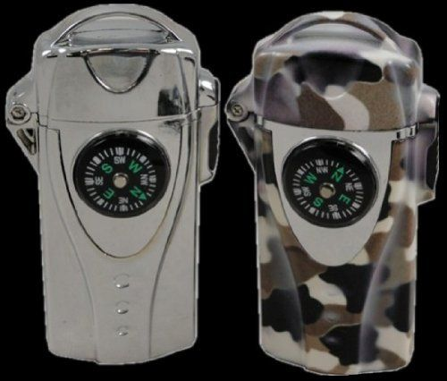 Tactical SWAT Gear Dual Torch Lighter - Windproof by BeWild. $5.24. Tactical SWAT Gear Dual Torch Lighter. Here at BeWild, we have a huge selection of novelty lighters that are both humorous and functional, and with so many lighters to choose from you are sure to find the perfect lighter to suite your every need. This novelty lighter is Tactical SWAT Gear Torch Dual Lighter and is finished in satin brushed chrome with accented black matted jacket. To work this lighter simply pus...