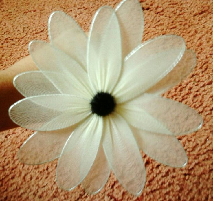 Harisnyavirág-nylon flower Gerbera