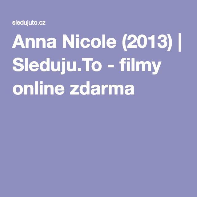 Anna Nicole (2013) | Sleduju.To - filmy online zdarma