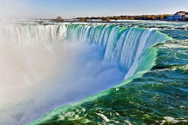 Niagara Falls (Horseshoe) - CANADA.