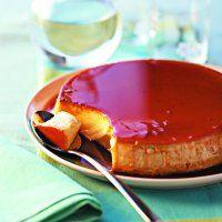 La crème caramel Cuisine et Vins de France - Cuisine et Vins de France