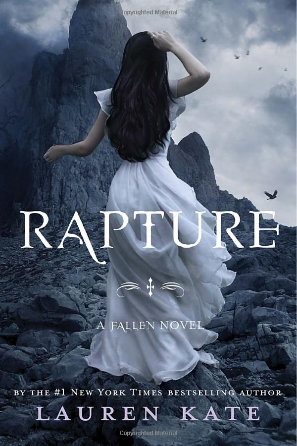 Rapture is the 4th and final installment in the Fallen series, a young adult fantasy set in Savannah, Georgia. The novel was written by Lauren Kate.