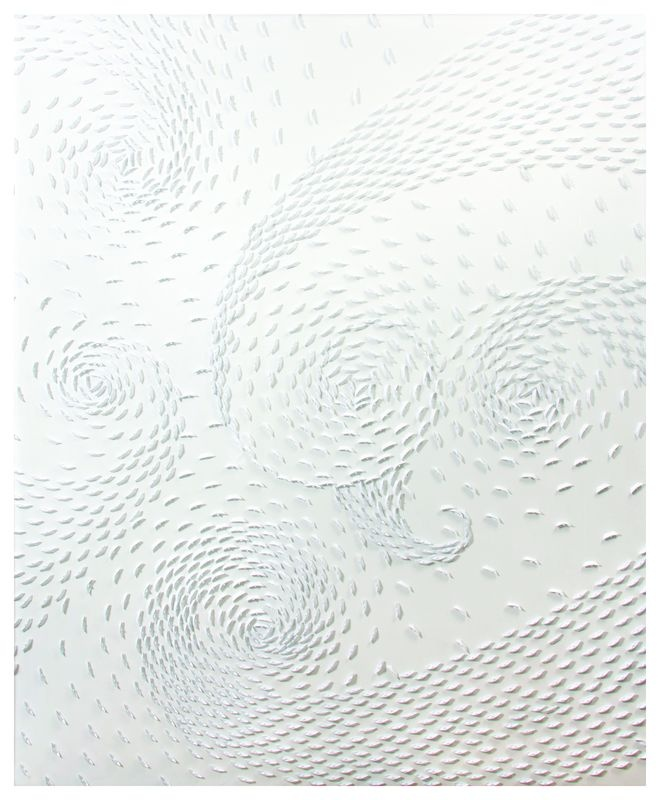 Riccardo Gusmaroli - Bateaux blancs