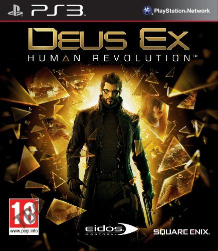Deus Ex Human Revolution PS3 * Continue to the product at the image link. Note:It is Affiliate Link to Amazon.