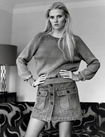 Moda editoryal vintage lara stone 57 en iyi fikirler
