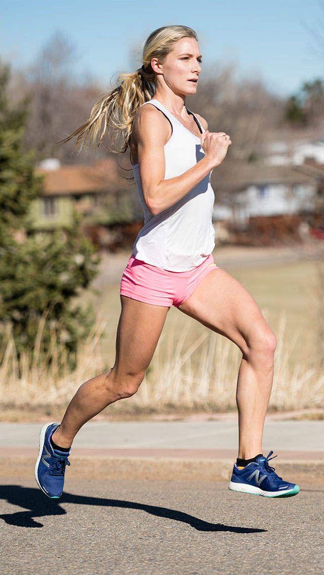 Fit in Five: Emma Coburn's Spring Break Fitness Challenge