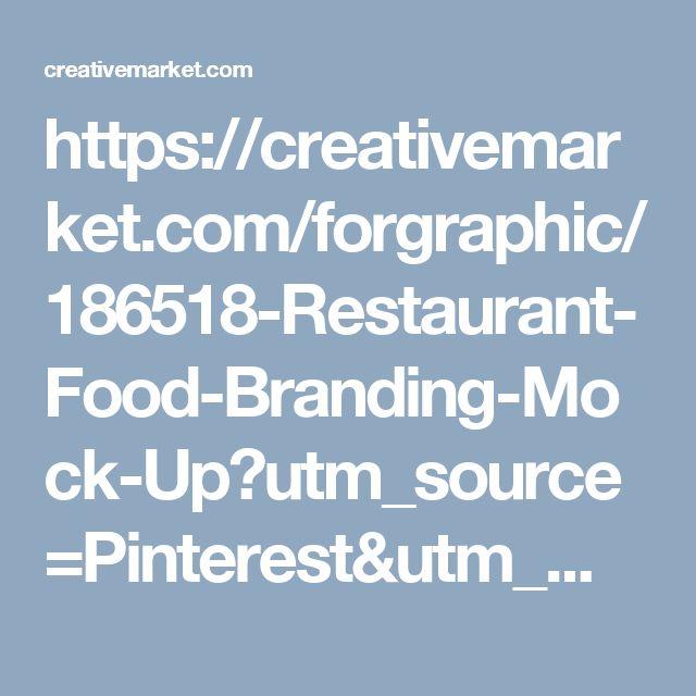 https://creativemarket.com/forgraphic/186518-Restaurant-Food-Branding-Mock-Up?utm_source=Pinterest&utm_medium=CM Social Share&utm_campaign=Product Social Share&utm_content=Restaurant Food - Branding Mock-Up ~ Product Mockups on Creative Market
