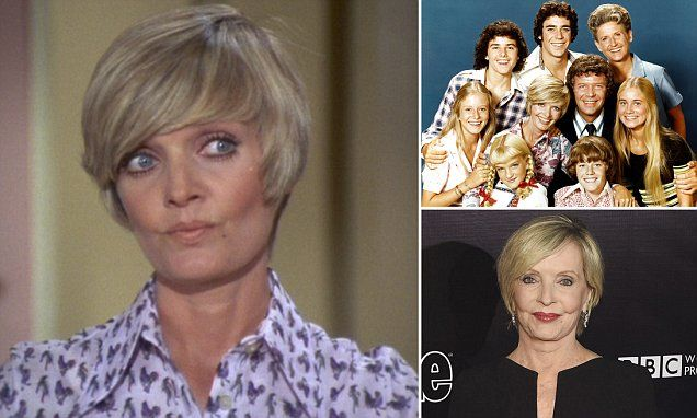 Brady Bunch's iconic Florence Henderson dies aged 82