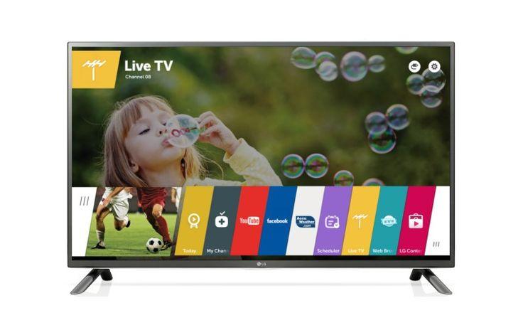 TV LED Smart TV 3D 32'' LG 32LF650V - Smart TV 3D LG - Smart TV 3D - TV - Imagem e Som - Worten PT