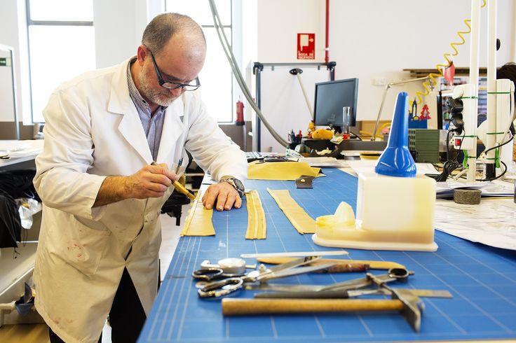 The Loewe workshop and Señor Loewe at home in Madrid « the selby