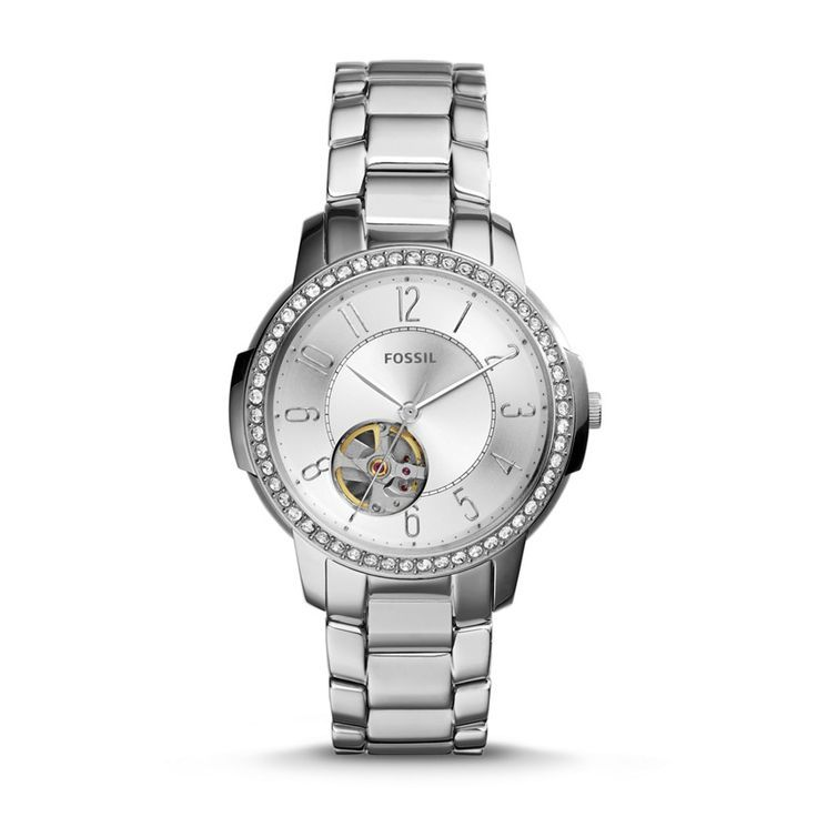 cool Montre pour femme : Architect Automatic Stainless Steel Watch