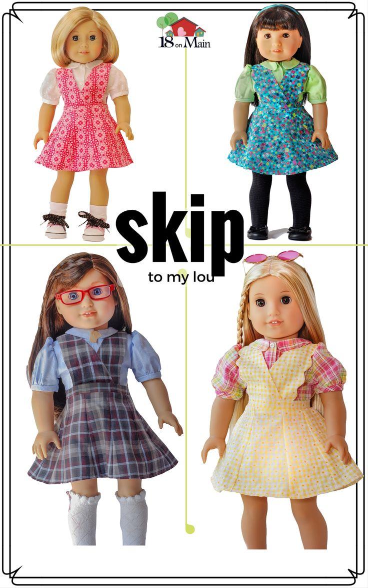 603 besten American Girl Dress Bilder auf Pinterest | Mädchen puppen ...