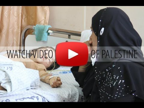 Islamic Relief USA -- Palestine Humanitarian Crisis