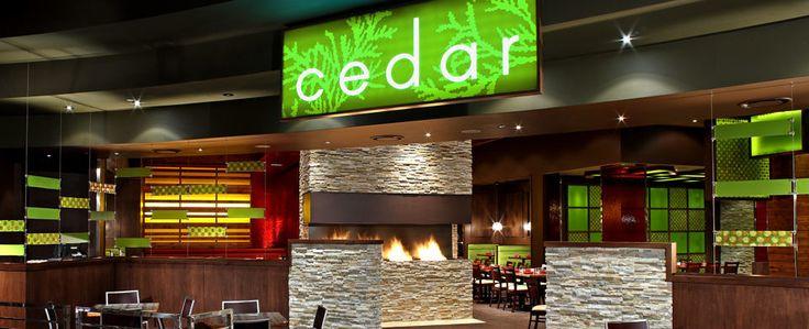 Cedar Restaurant Casino Rama