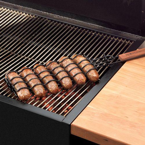 Hot dog grilling basket tech and gadgets pinterest - Parrillas para asar ...