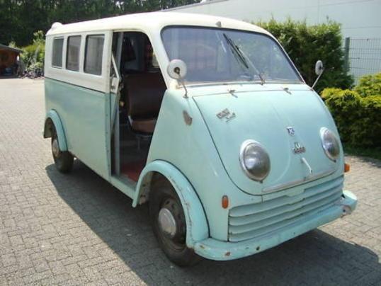 DKW Schnellaster Fensterbus von RalphMartens - Oldtimer und Youngtimer der Carsablanca-Community