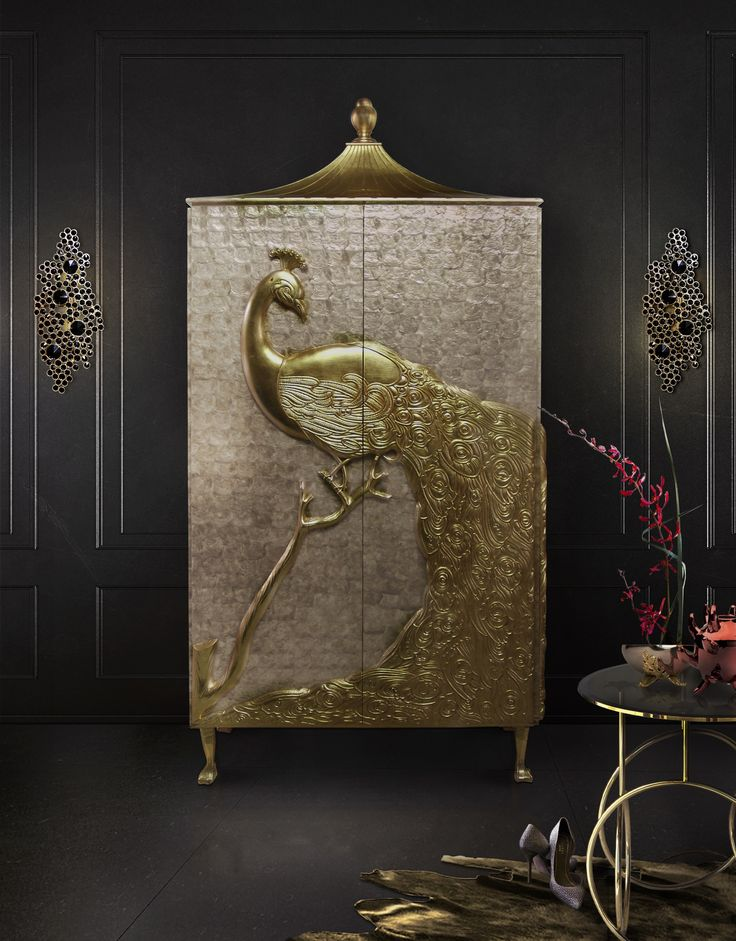 Exclusive interior design trends by KOKET  http://www.bykoket.com/index.php #bykoket #luxuryfurniture #exclusivedesign #interiordesign #designideas #designtrends #luxurydesign