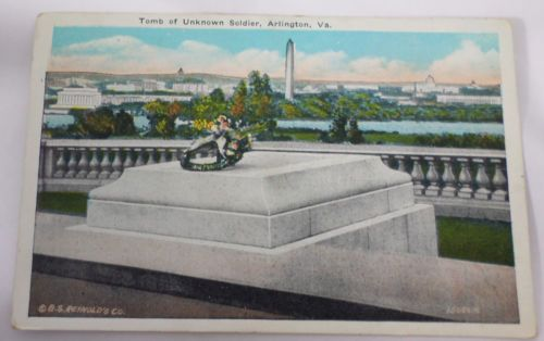 TOMB-OF-UNKNOWN-SOLDIER-ARLINGTON-VA