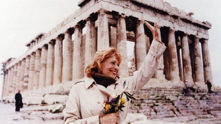 Το Μουσείο της Ακρόπολης τιμά την Ημέρα Μνήμης Μελίνας Μερκούρη - ΒΙΝΤΕΟ