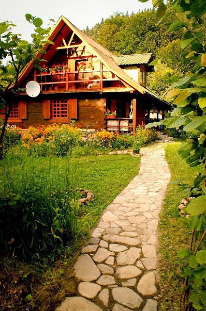 Gorgeous Rustic Home In Romania