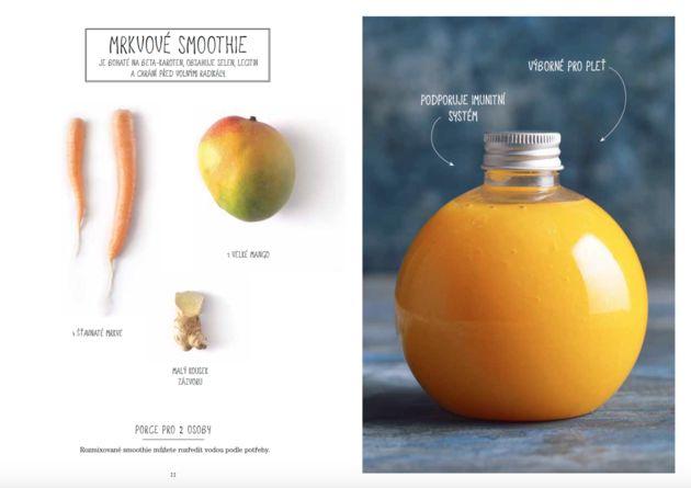 3 recepty na smoothie pro zdraví i krásnou postavu - Žena.cz - mrkev, mango, zázvor
