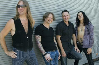 """Harem Scarem - """"We've Never Had A Real Career In Canada Past The First Two Albums"""" - Hair Metal Mansion"""