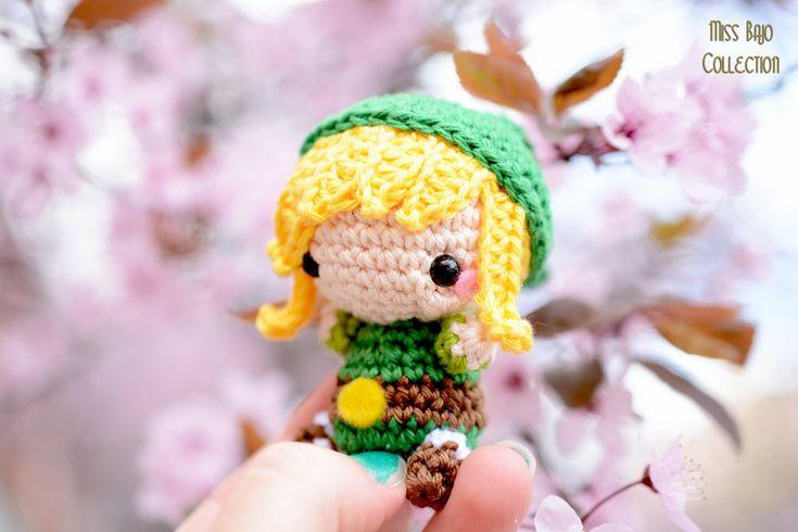 Link Legend of Zelda by MissBajoCollection.deviantart.com on @DeviantArt