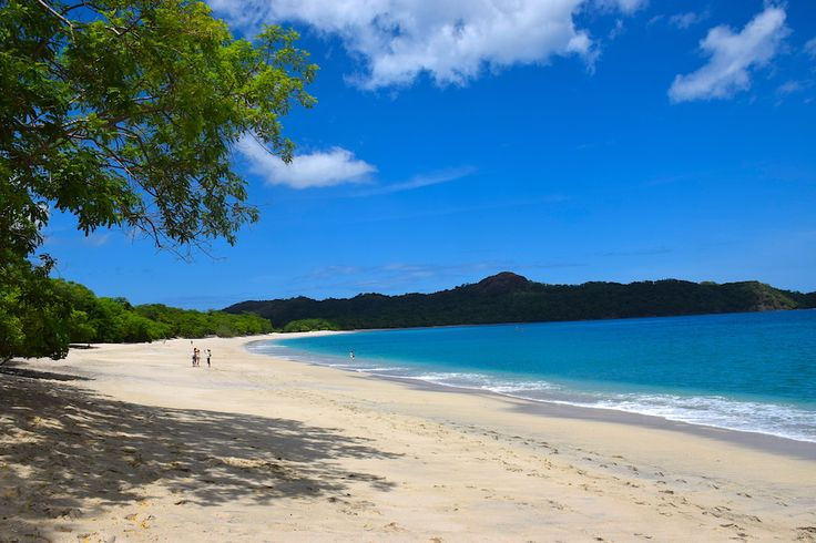 Playa Conchal in Guanacaste Costa Rica is a beautiful beach on the Pacific coast of this amazing country