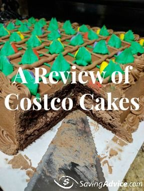 """A Review of Costco Cakes """"Everyone loves cake. At a birthday party you bring a present and enjoy the festivities but all along you are waiting for the moment the cake is cut. The same goes for graduation parties, retirement parties, anniversaries, weddings and basically any other occasion where a cake is present."""""""