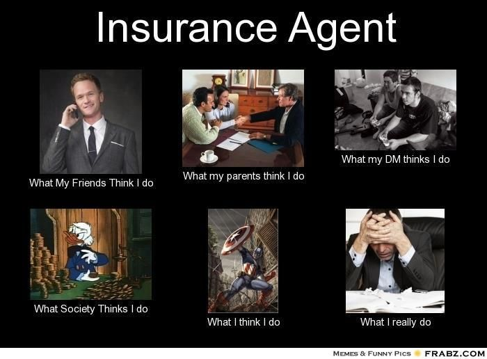 What An Insurance Agent Really Does Insurance Agent Insurance