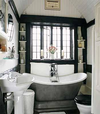 131 best images about 1930 1940 on pinterest vintage for Bathroom ideas 1940