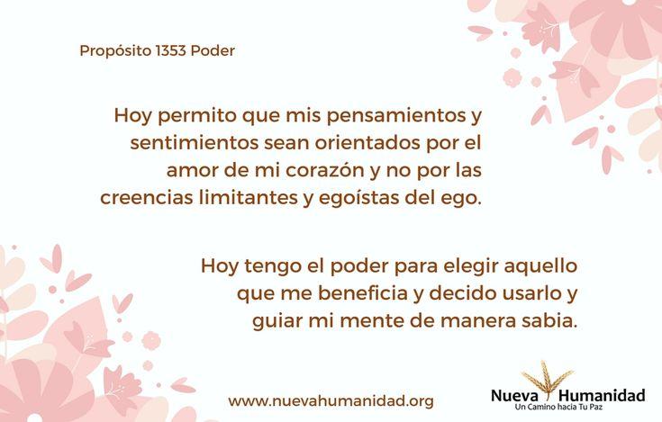 Propósito 1353 Poder