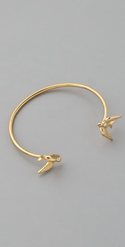Kissing Swallows bracelet