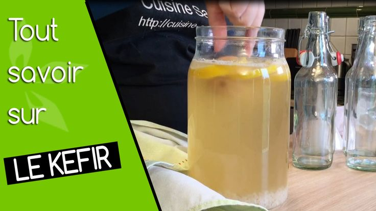 Les 25 meilleures id es de la cat gorie smoothie de lin for Plante kefir