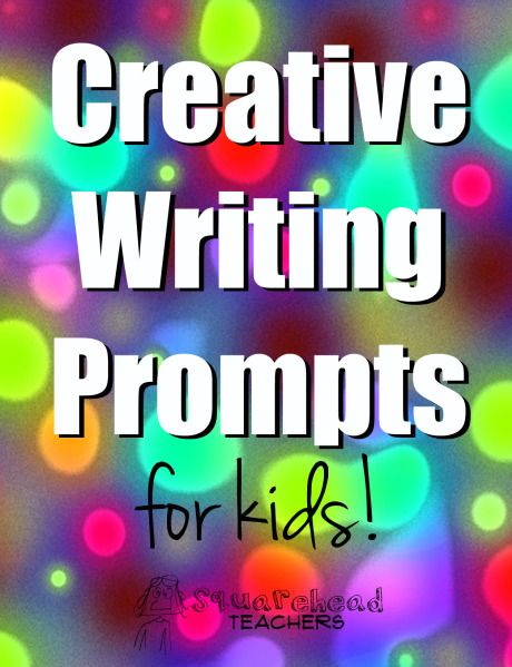 fun creative writing prompts for elementary students