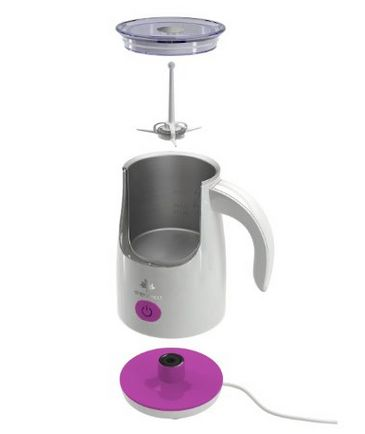 Giveaway: Sherwood Housewares Milk Frother
