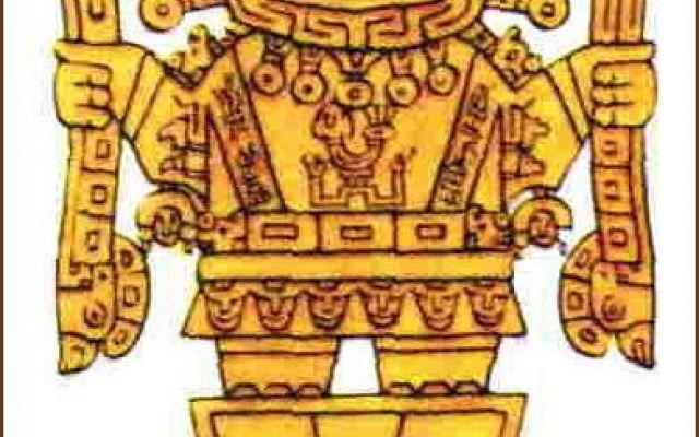 Il racconto della creazione secondo la cultura inca Il racconto incas della creazione è conosciuto grazie ai racconti tramandati dai sacerdoti oppure dalla iconografia delle ceramiche o delle costruzioni architettoniche, e grazie ai miti e alle leggen #contiquiviracocha #creazione #incas