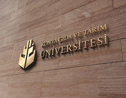 Konya Food & Agriculture Uni. Logo Draft