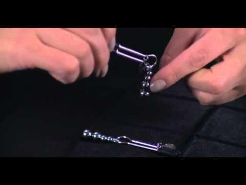 50 Shades of Grey - Zaciski na stutki - Adjustable Nipple Clamps - Świat-Erotyki.pl