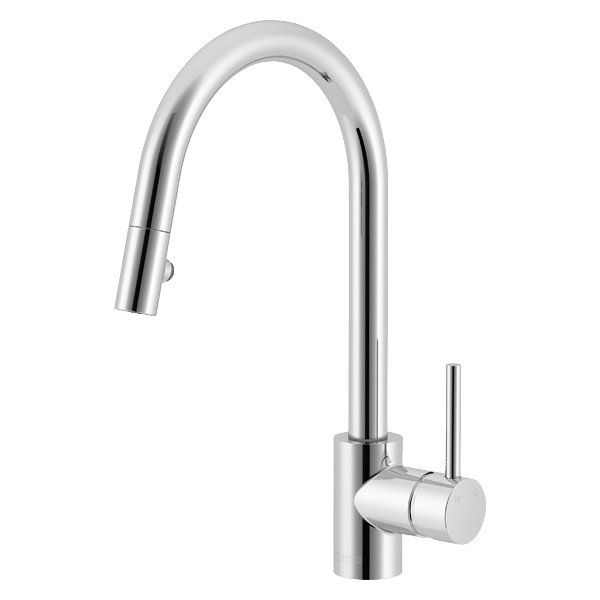 Gareth Ashton Sk5 Lucia Pull Out Kitchen Mixer Dual Spray Tap