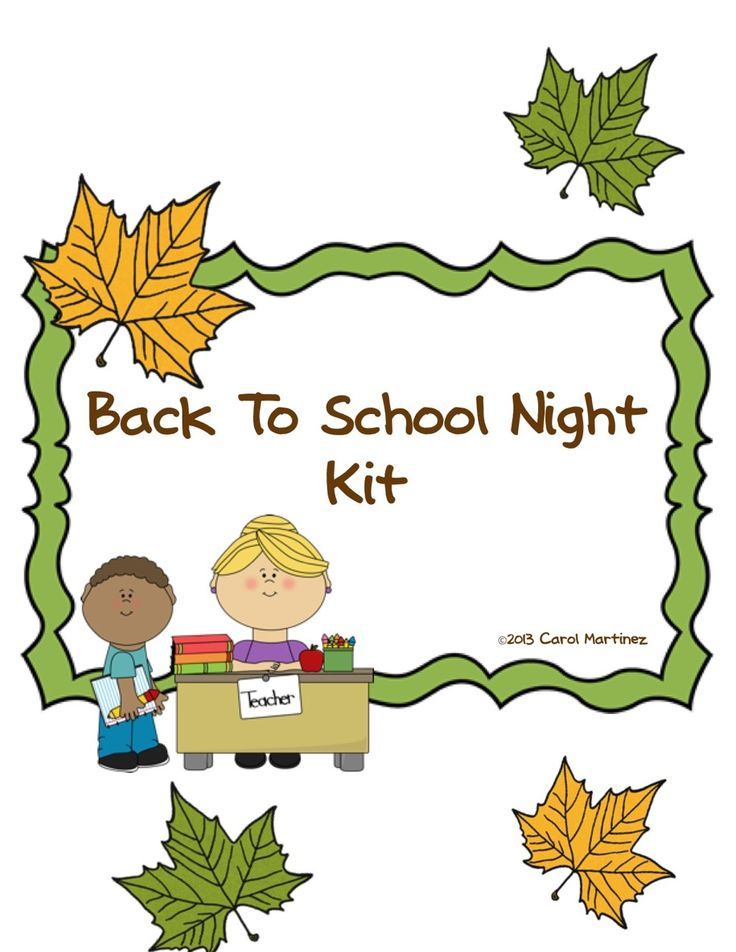 37 best back to school night images on Pinterest Class room - student sign in sheet