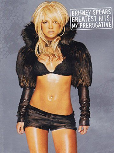 From 0.50 Britney Spears: Greatest Hits - My Prerogative (standard Edition) [dvd] [2004]
