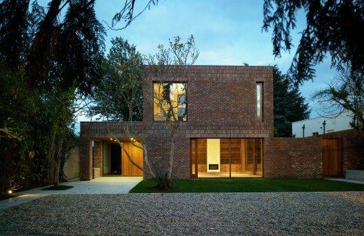 House On Mount Anville / Aughey O'flaherty Architects/ Dublin Ireland