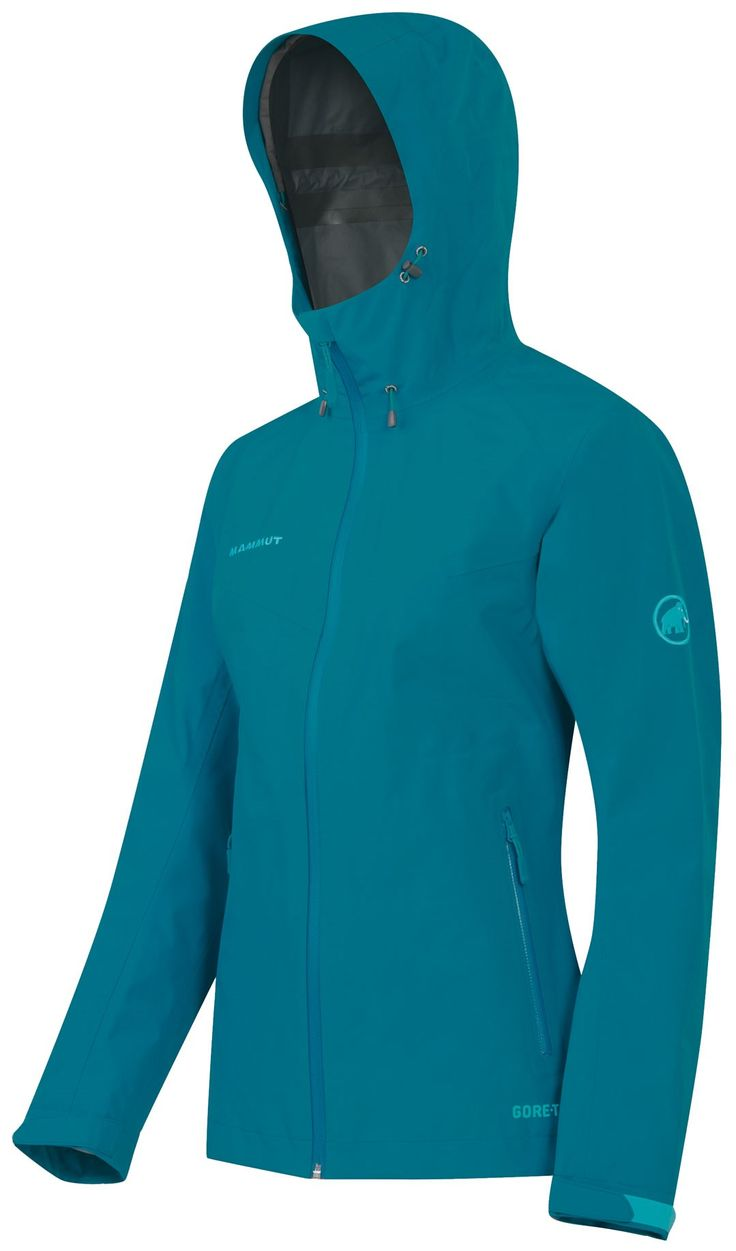 A quality GORE-TEX jacket, for the lady who wants performance and style.