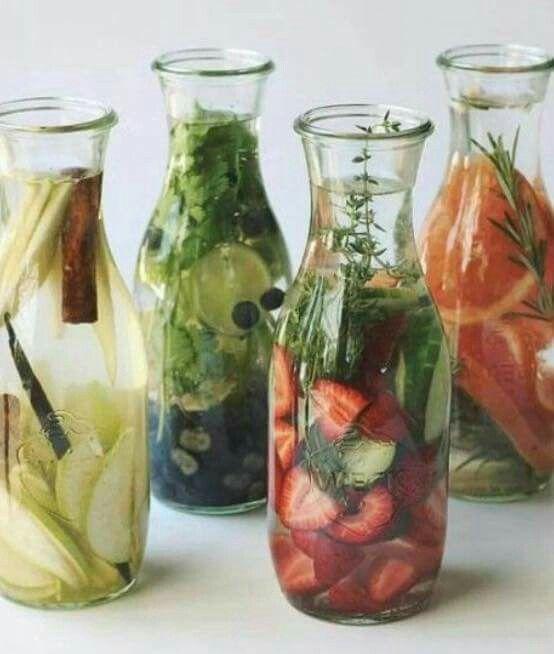 Fruit & herbs water