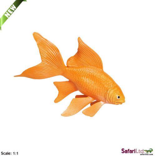Goldfish-by-Safari-Ltd-New-2013-toy-263629-Incredible-Creatures