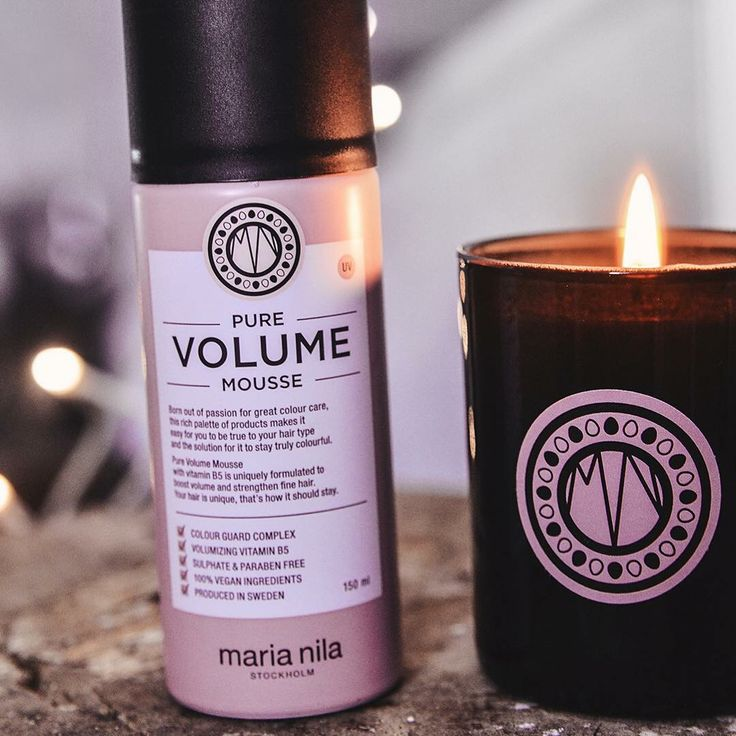 Maria nila Volume mousse