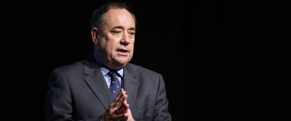 Alex Salmond Calls For Arms Embargo On Israel Over Gaza Attacks